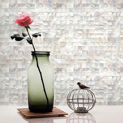 Mosaico Nacar Cuadrados 30X28cm