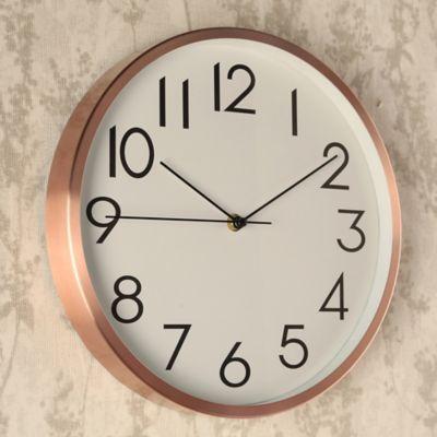 Reloj Cool 30x30 cm Rose