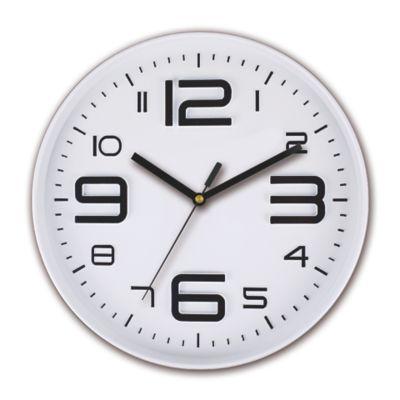 Reloj Big Number 30x30 cm Azul