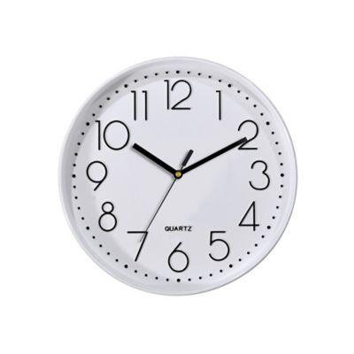 Reloj Timeless 30x30 cm Blanco