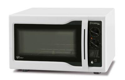 Horno Eléctrico Hot Grill de Mesa 44 Litros Color Blanco