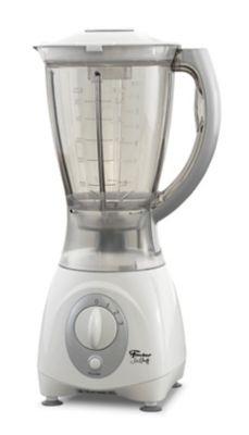 Licuadora 3 Velocidades  con Filtro para jugos 110V Color Blanco