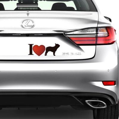 Sticker para Carro - Perro 3