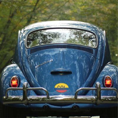 Sticker para Carro - Colombia 2