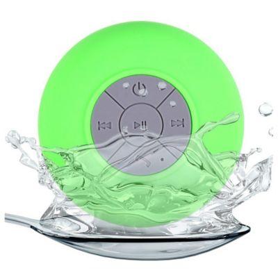 Parlante Bluetooth Resistente Al Agua Verde