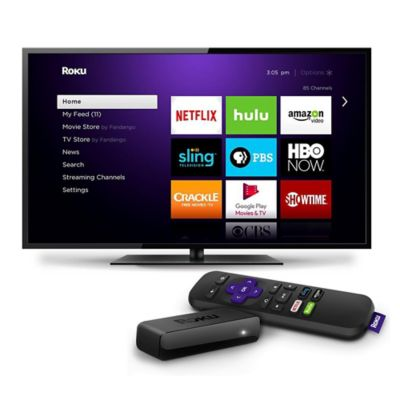 TVBox Roku Express + Mini Convertidor Smart TV WiFi