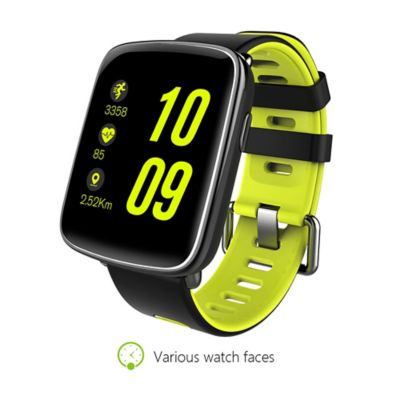 Reloj Inteligente con Pulsera GV68 Waterproof IP68 Color Verde