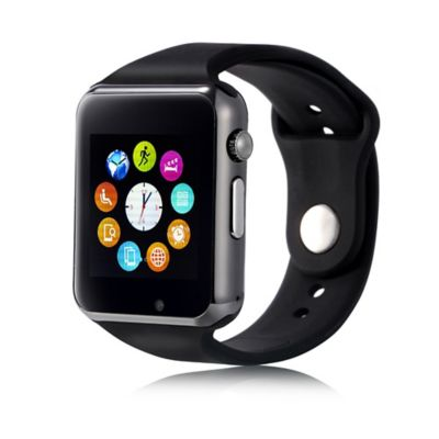 Reloj Inteligente Deportivo Homologado Bluetooth W101Hero Color Negro
