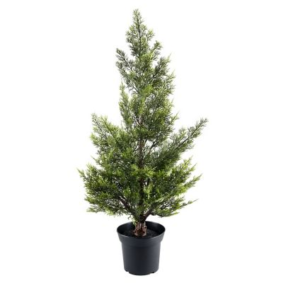 Árbol Artificial Cypress 80 cm Altura