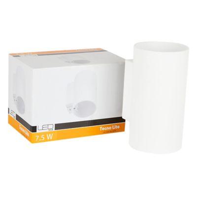 Aplique Led Exterior para Muro 150Im 7.5W 3000K Color Blanco