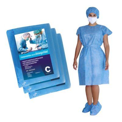 Set x 3 Kit Paciente