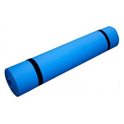 Colchoneta Tapete Yoga Ejercicios Pvc Pro Azul