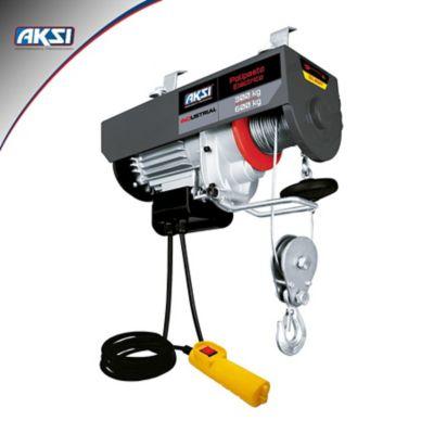 Diferencial Eléctrico Industrial Cap 200/400 Kgs