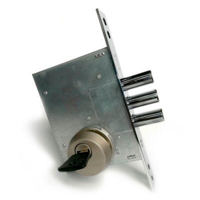 Cerradura Auxiliar de Seguridad de 62mm M70 5 Llaves 7X7