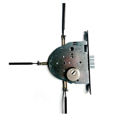 Cerradura Multipunto de Alta Seguridad 70mm Serie MPL 210 Acero