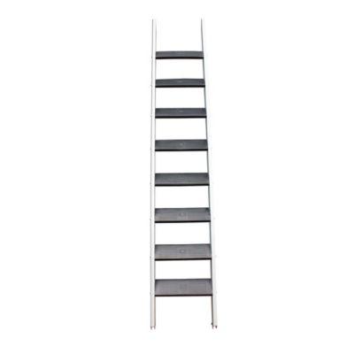 Escalera para Andamio 8 Pasos en Aluminio