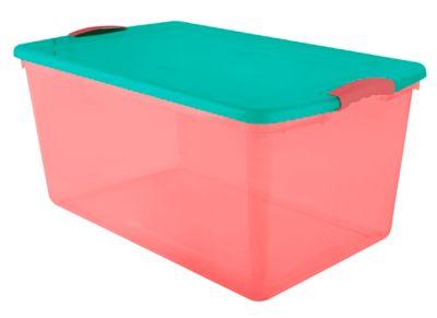 Caja Wenbox Navidad 31x66,8x31,5 cm 61 Litros