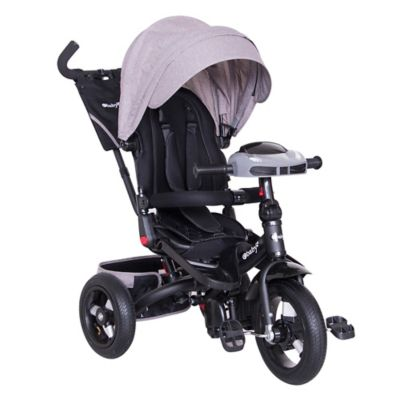 Triciclo Chester 303 Color Gris