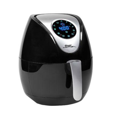 Freidora Digital para Cocinar sin Aceite 1300W 750ml