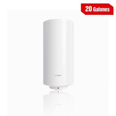 Calentador Eléctrico Acumulación 20 Galones 220V