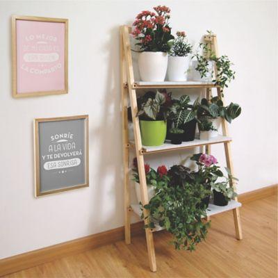 Mueble Plantas Jardín Álamo 120X60X32.5Cm
