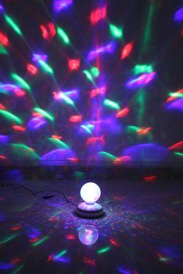 Lámpara Bola Disco Party Blanco