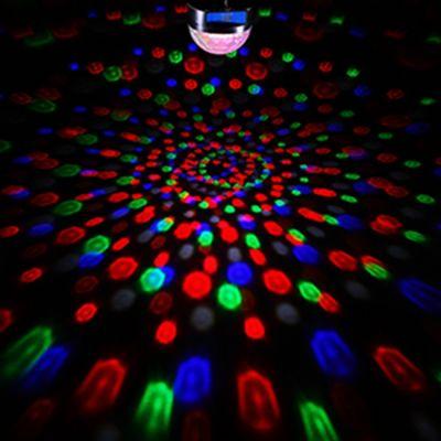Lámpara Disco Party C/Ble Speaker