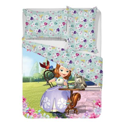 Comforter Doble Princesa Sofia Tea Time