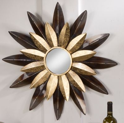 Espejo Sol 74 cm