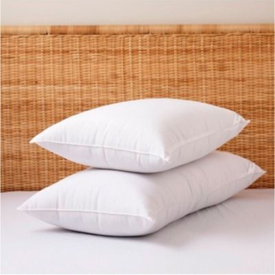 Almohadas en Fibra Siliconada x 2 Unidades