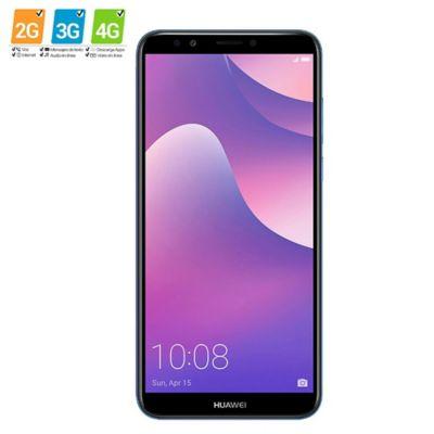 Celular Y7 2018 Dual SIM Azul