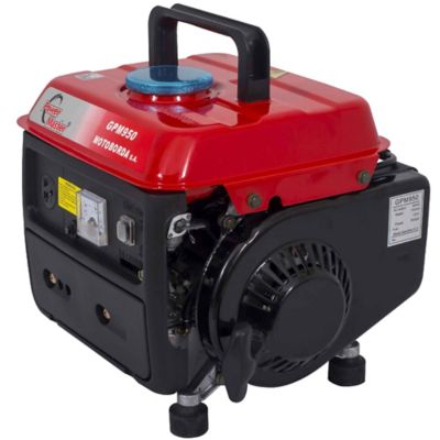 Generador a Gasolina Liviano 750W/60Hz