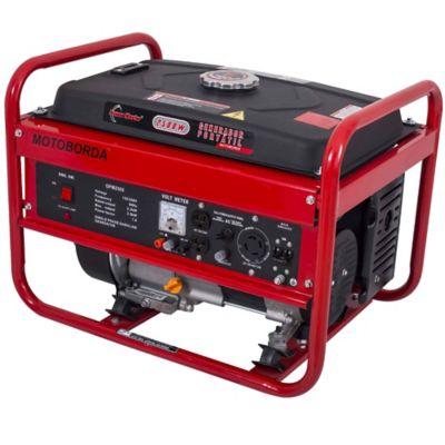 Generador a Gasolina Liviano 2400W/60Hz 6.5 Hp.