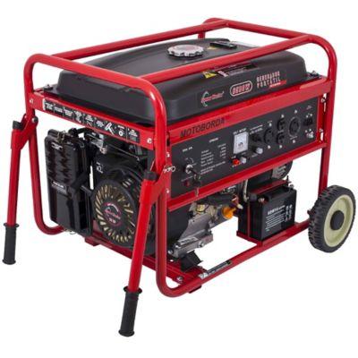 Generador a Gasolina Liviano 5500W/60Hz