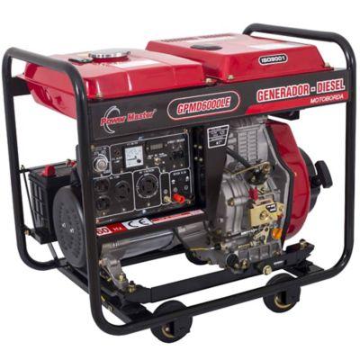 Generador Diesel Liviano 5300W/60Hz 10Hp