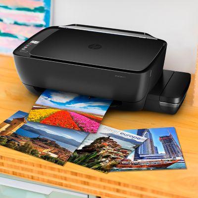 Impresora Multifuncional HP Ink Tank 315 AIO