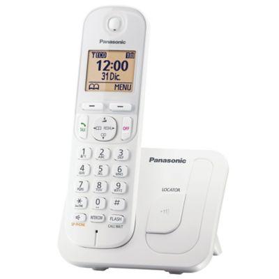 Teléfono Inalámbrico KX-TGC210LAW