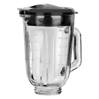 Vaso Vidrio Repuesto Tricuadora BL1650-04L
