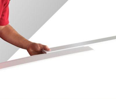 Kit 2 Paneles P/ Fácil 22x200 cm Ártico Hz