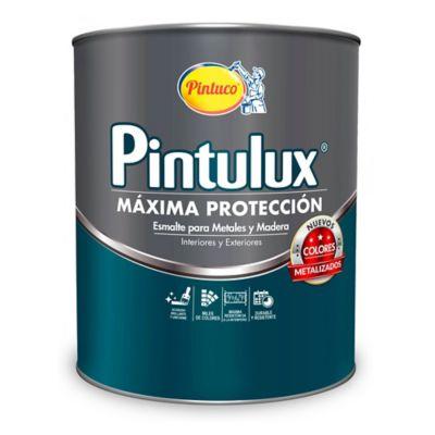 Pintulux Aluminio Brillante 1 Galón