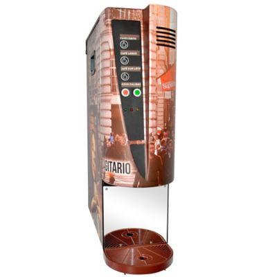 Máquina de Café Soluble Sagitario 4 Tazas MAQU-SHC1