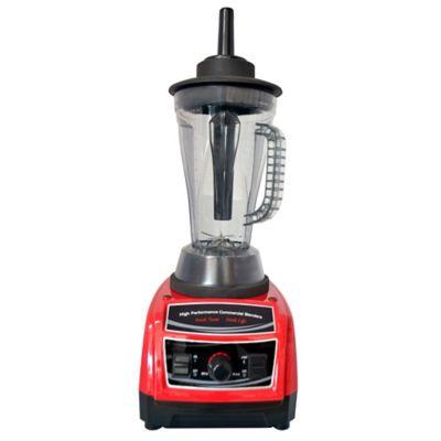 Licuadora Industrial Uso Comercial 4 Velocidades 2,7Lt Rojo LICU-SHJ14