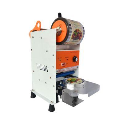 Sellador Semi Automático de Vasos Desechables de 7 a 16Oz 110V