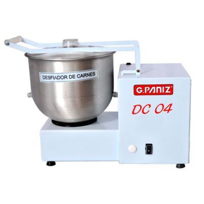 Desmechador de Carne y Pollo Eléctrico 4Kg 110V Plateado DESM-CCA4