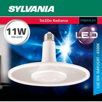 Luminaria Led Radiance 1000 Lúmenes 11w E27 Luz Blanca