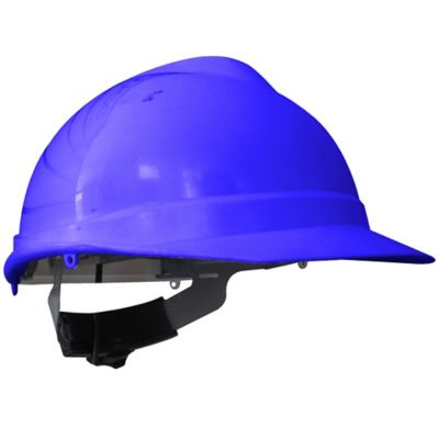 Paquete X 4 Unidades Casco Evo Pro Ejecutivo Ratchet Azul