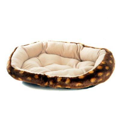 Cama Confort para Gato Animal Print