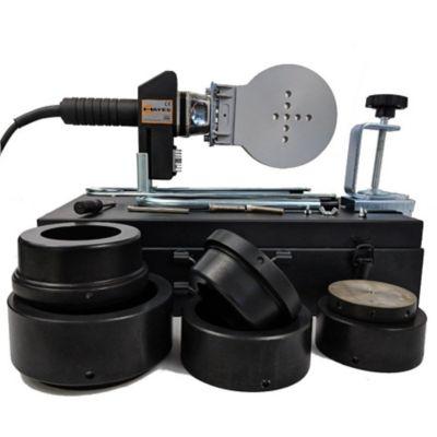 Kit Plancha de Termofusión Polifusor Digital 75-110mm (1/2-4 Pulg) Termofusora
