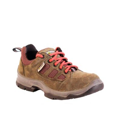 Zapato de Seguridad Cuero Mujer Talla 35  Dieléctrica 6059-6006-35