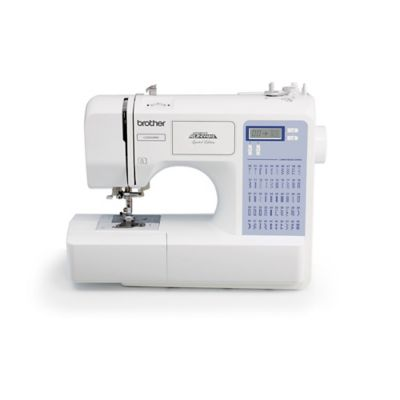 Máquina de Coser Computarizada 50 Puntadas Blanco CS5055PRW